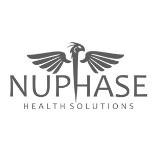 NuPhase Health Solutions logo